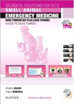 Saunders Solutions for Vets, Saunders Shailen Jasani, Saunders Solutions online, Saunders Solutions emergency medicine