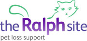 The Ralph Site, pet loss, pet loss support, pet bereavement, pet bereavement support, pet memorials